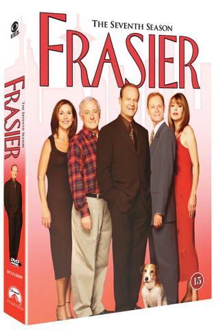 Sæson 07 - Frasier (Tv-serie) - Film - PARAMOUNT - 7332431029071 - 5/12-2008