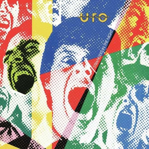 Strangers In The Night - Ufo - Musik - ADA UK - 5060516094073 - 20/11-2020