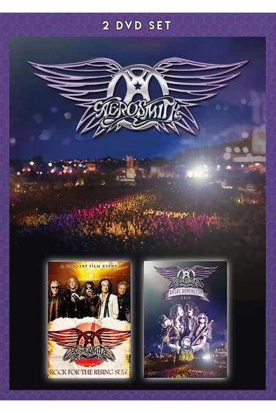 Rock for the Rising Sun + Rocks Donington - Aerosmith - Film - EAGLE ROCK ENTERTAINMENT - 5034504133075 - 27/9-2018
