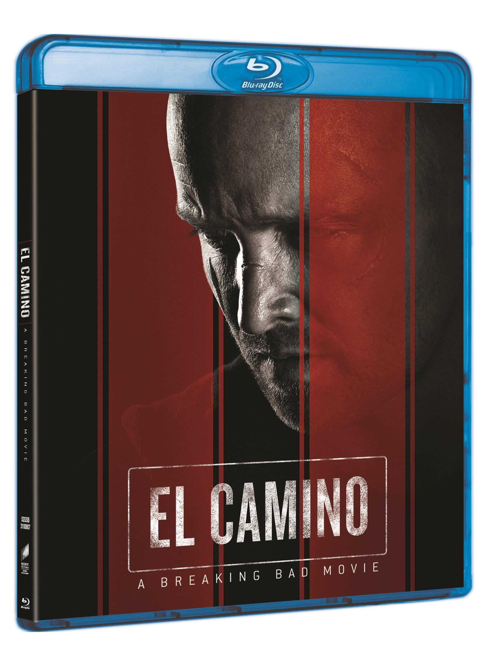 El Camino: A Breaking Bad Movie -  - Film -  - 7330031008076 - 12/10-2020