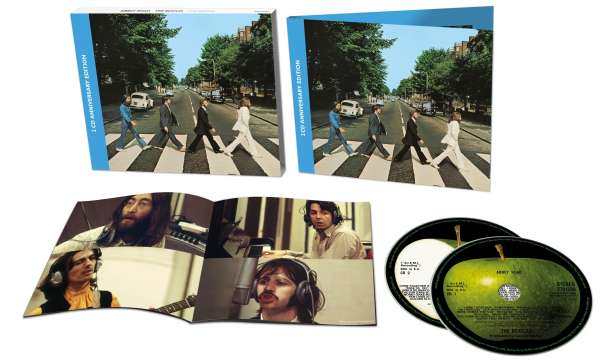 Abbey Road - 50th Anniversary - The Beatles - Musik - Universal Music - 0602577915079 - 27/9-2019