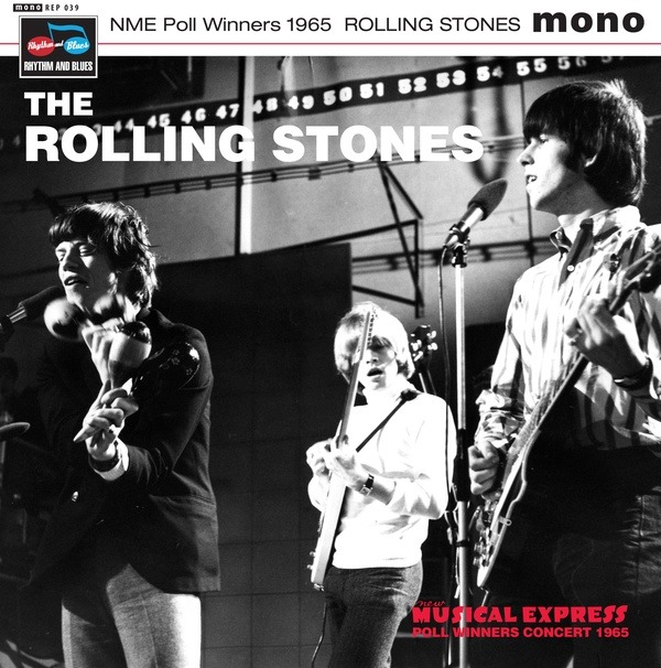 Nme Poll Winners 1965 - The Rolling Stones - Musik - 1960'S RECORDS - 5060331752080 - 18/9-2020