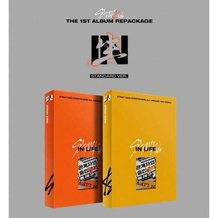 VOL.1 REPACKAGE - IN LIFE - STRAY KIDS - Musik - JYP ENTERTAINMENT - 8809633189081 - 16/9-2020