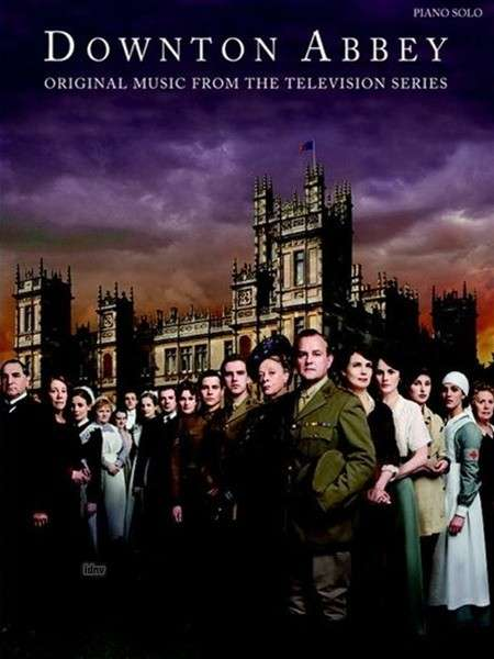 Downton Abbey -  - Bøger - Omnibus Press - 9781780384085 - 29/10-2011