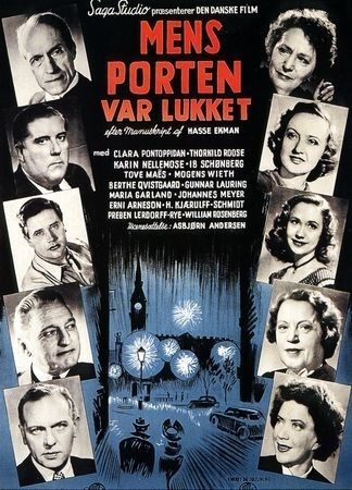 Mens Porten Var Lukket -  - Film -  - 5708758689090 - 19/6-2020