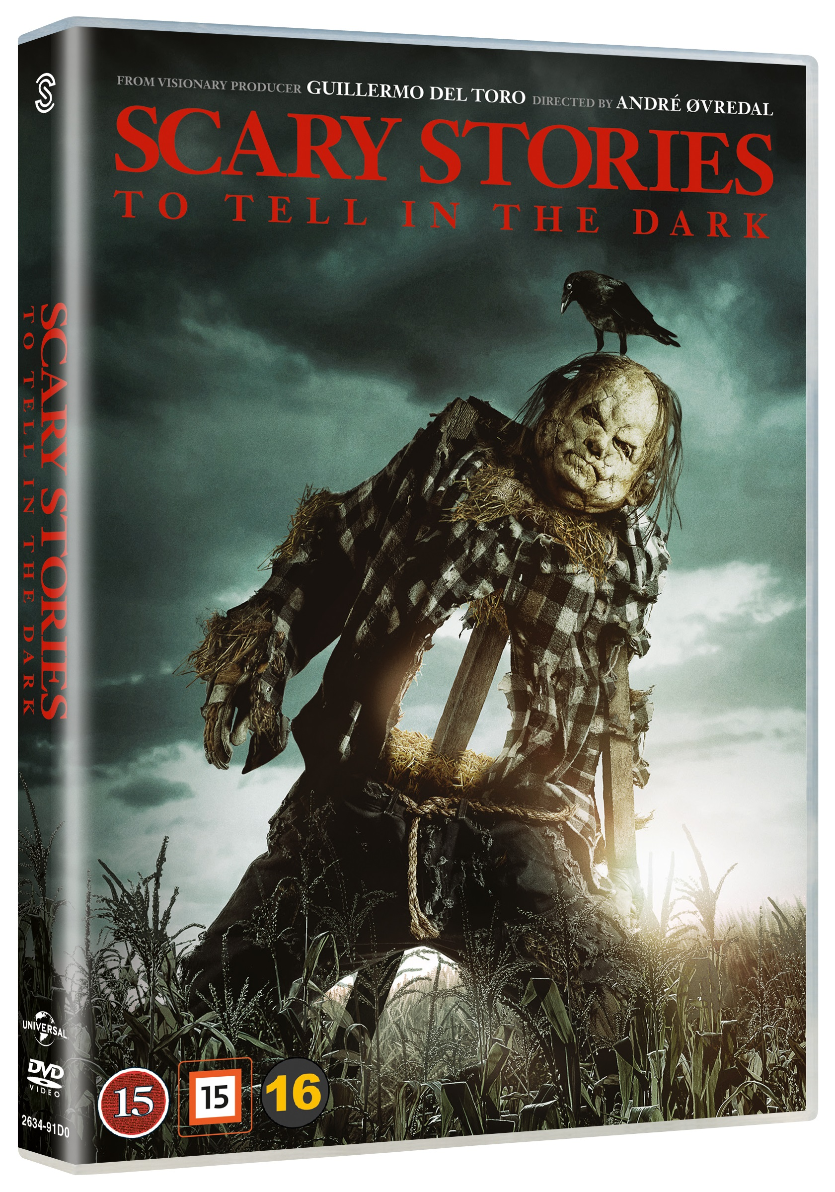Scary Stories to Tell in the Dark -  - Film -  - 5706169002095 - 12/12-2019