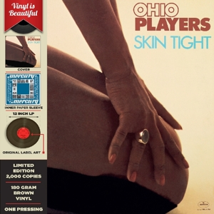 Skin Tight - Ohio Players - Musik - CULTURE FACTORY - 3700477825096 - 9/6-2016
