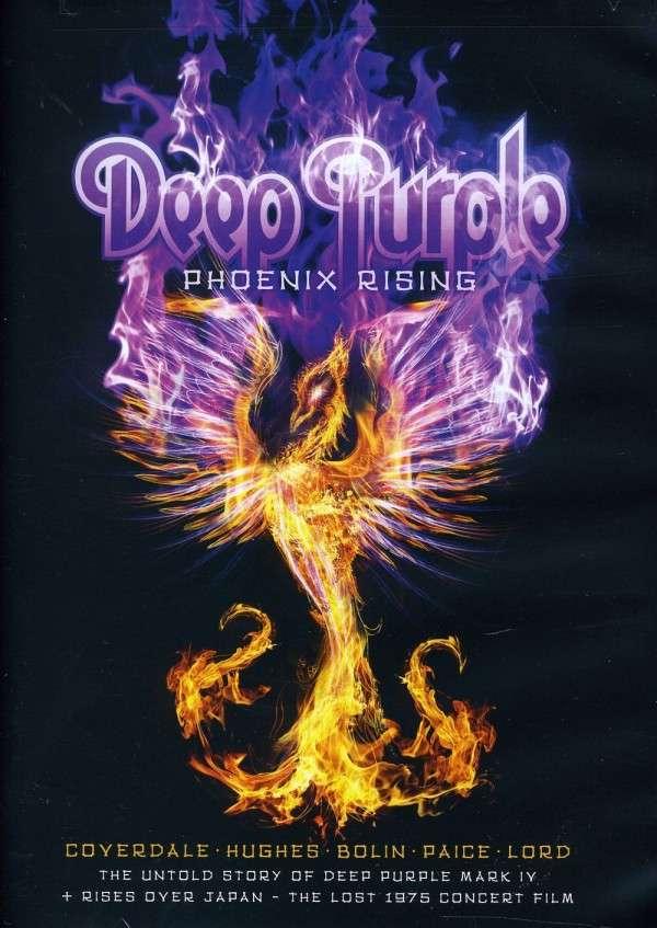 Phoenix Rising - Deep Purple - Film - UNIVERSAL MUSIC - 0801213036097 - 28/6-2011