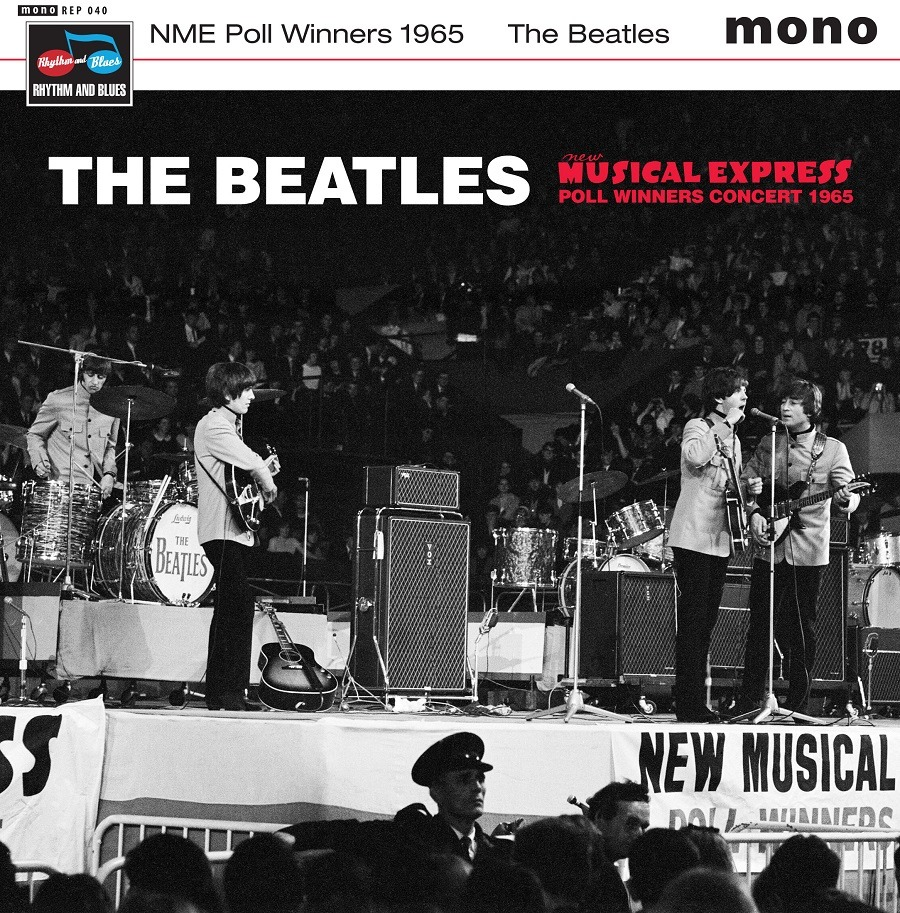 Nme Poll Winners 1965 - The Beatles - Musik - 1960'S RECORDS - 5060331752097 - 2/10-2020