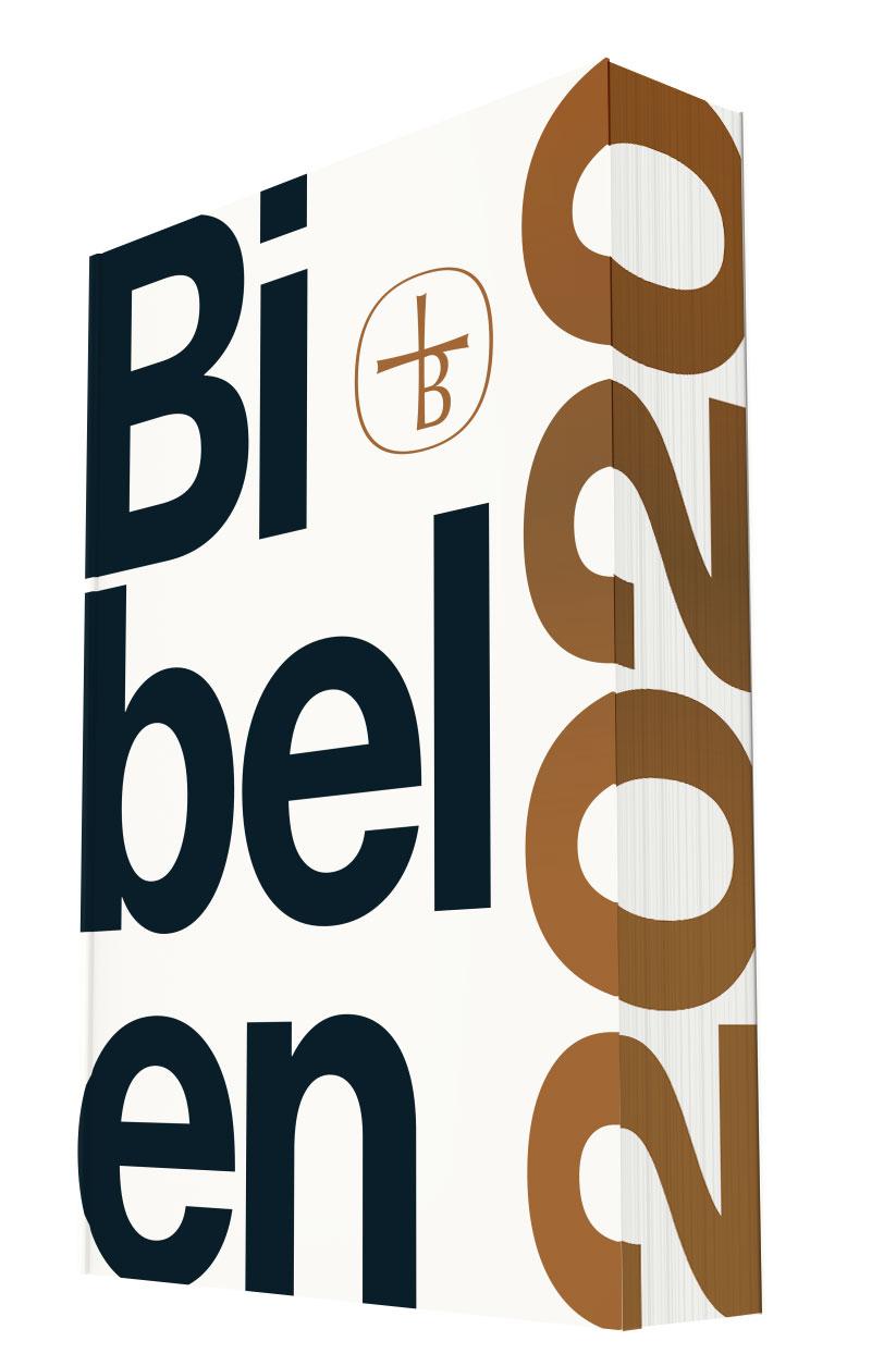 Bibelen 2020 -  - Bøger - bibelselskabet - 9788772322100 - 27/8-2020