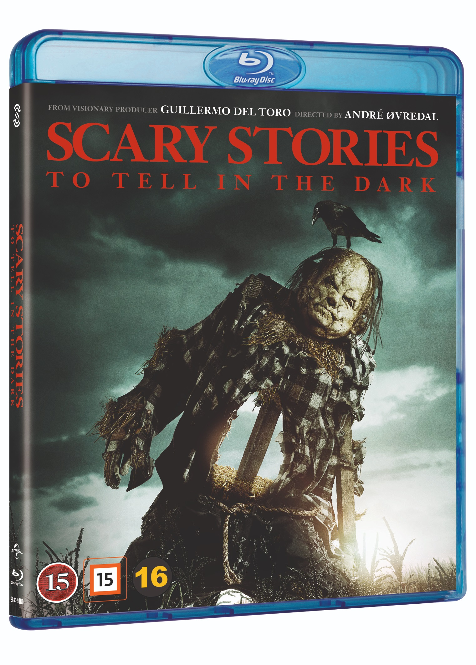Scary Stories to Tell in the Dark -  - Film -  - 5706169002101 - 12/12-2019