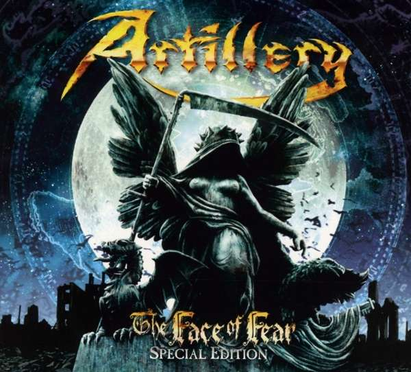 Face of Fear - Artillery - Musik - METAL BLADE RECORDS - 0039841561104 - 16/11-2018