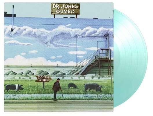 Dr. John's Gumbo - Dr. John - Musik - MUSIC ON VINYL - 8719262015104 - 5/6-2020
