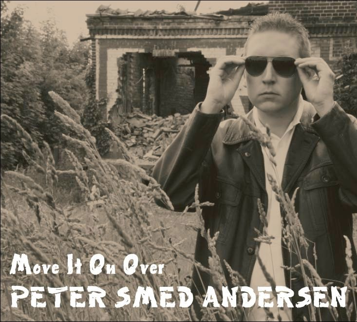 Move It on over - Peter Smed Andersen - Musik -  - 5709283029108 - 26/10-2009