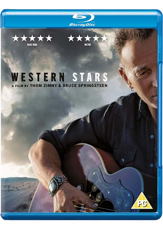 Western Stars - Bruce Springsteen - Film - WARNER HOME VIDEO - 5051892226110 - 16/12-2019