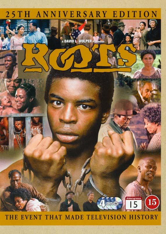 Rødder - Roots - Film - Warner - 5051895072110 - 16/2-2017