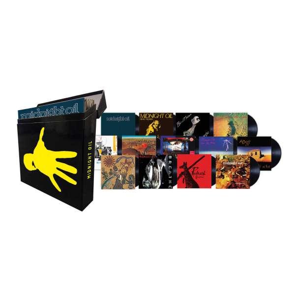 Vinyl Collection - Midnight Oil - Musik - SONY MUSIC - 0889853985111 - 25/8-2017