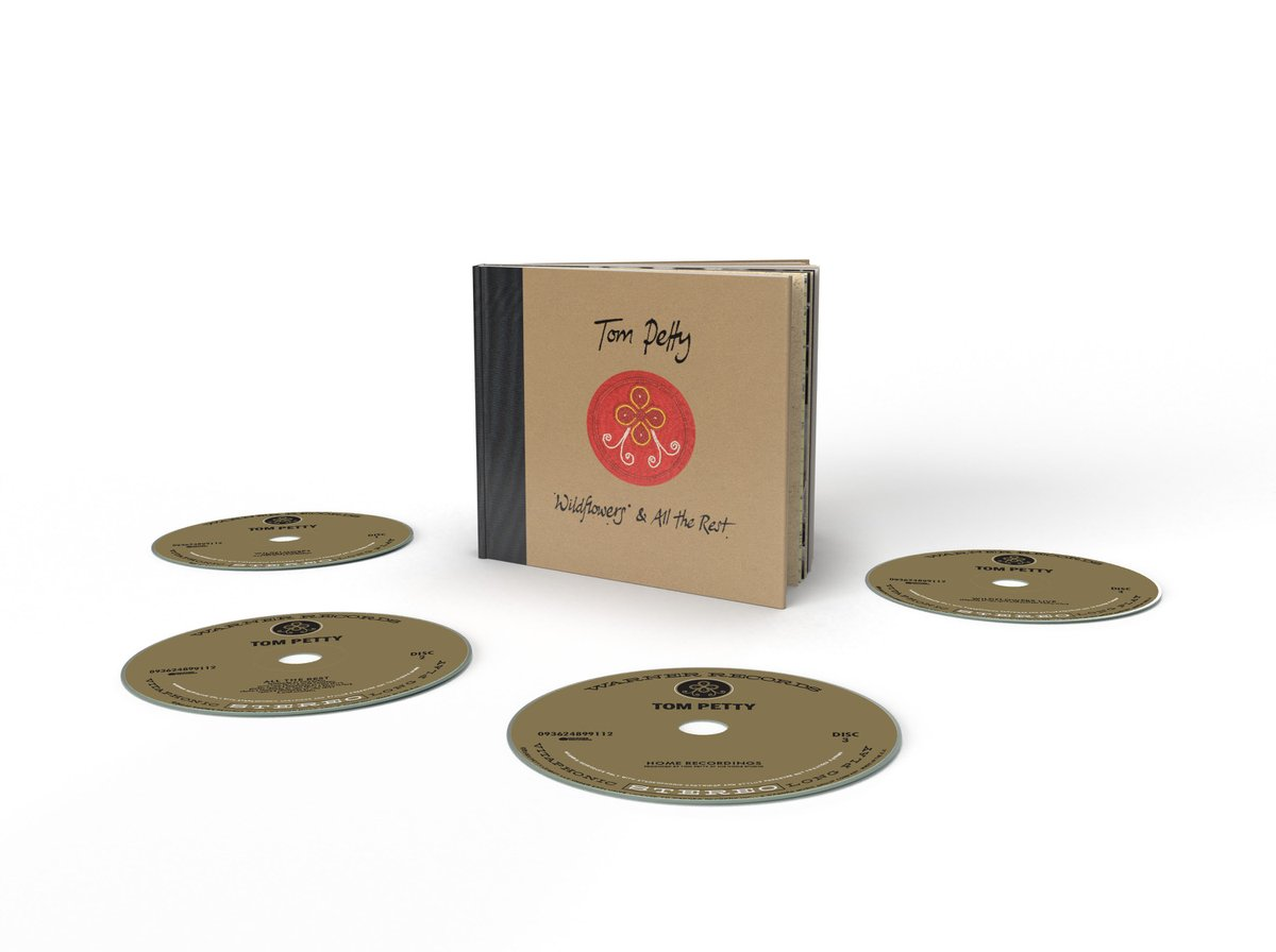 Wildflowers & All the Rest - Tom Petty - Musik - WARNER RECORDS - 0093624899112 - 16/10-2020
