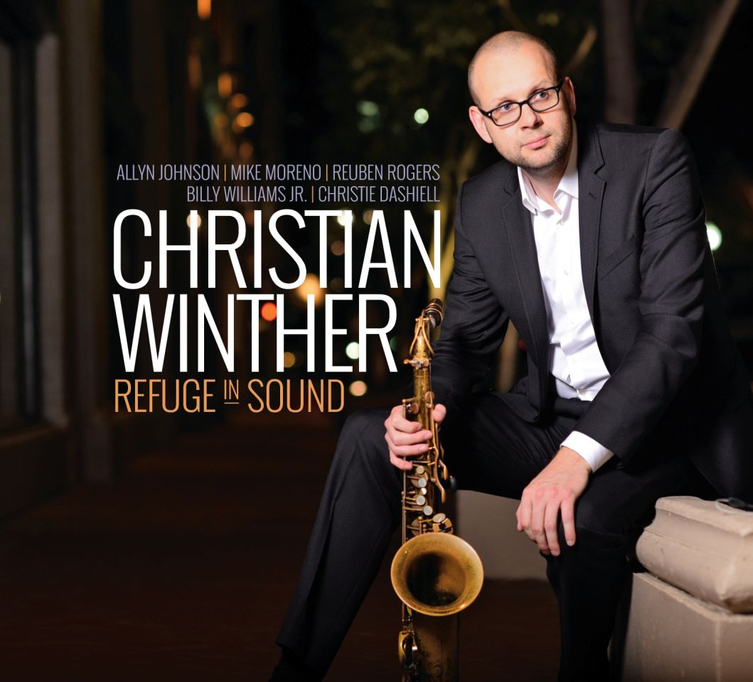 Refuge In Sound - Christian Winther - Musik - Sound Perspective Music - 0888295385114 - 7/3-2016