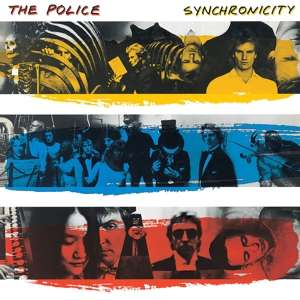 Synchronicity - Police - Musik - A&M - 0602508046117 - 8/11-2019