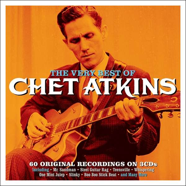 The Very Best Of - Chet Atkins - Musik - NOT NOW MUSIC - 5060432023119 - 18/10-2019