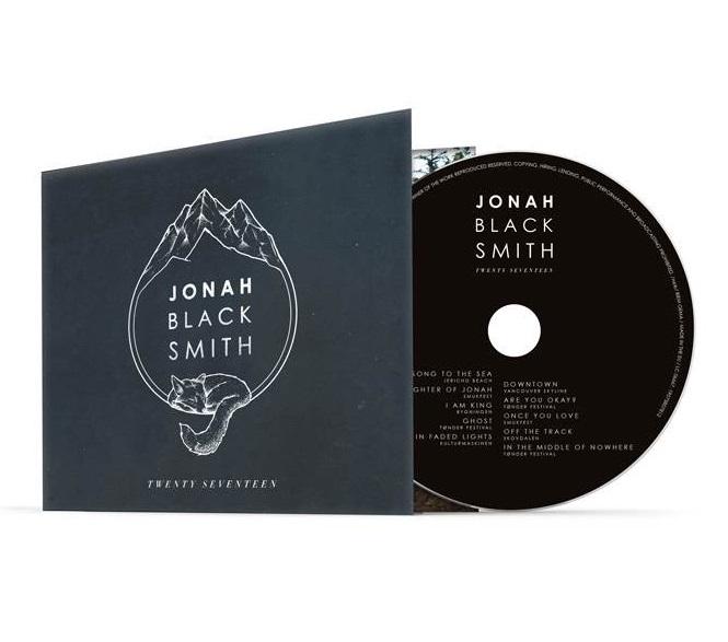 Twenty Seventeen - Jonah Blacksmith - Musik - Sony Owned - 0190758078120 - 1/12-2017