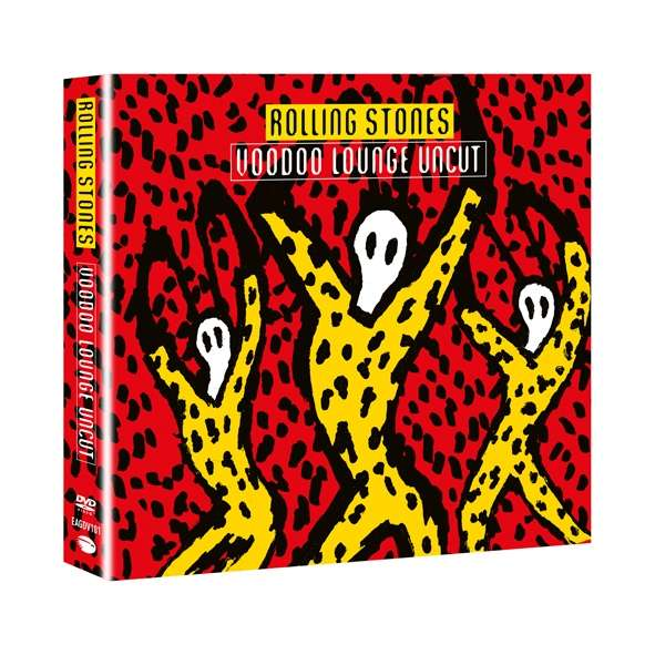 Voodoo Lounge Uncut - The Rolling Stones - Film - EAGLE VISION - 5051300210120 - 15/11-2018