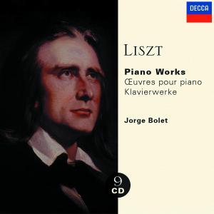 Liszt / Bolet - F. Liszt - Musik - DECCA - 0028946780121 - 8/10-2001