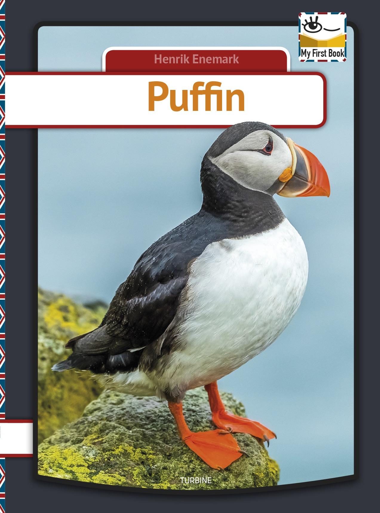 My first book: Puffin - Henrik Enemark - Bøger - Turbine - 9788740659122 - 25/9-2019