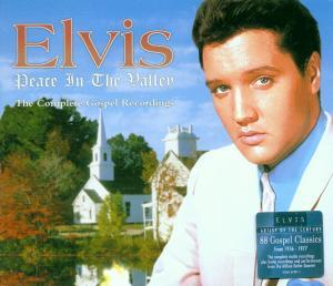 Peace in the Valley - Elvis Presley - Musik - RCA - 0078636799124 - 7/9-2000