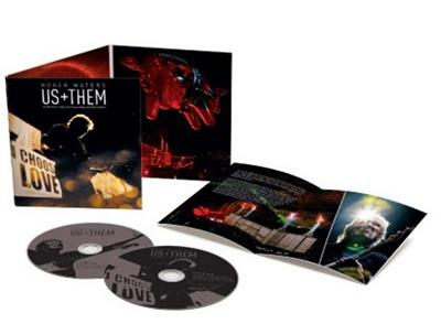 Us + Them - Roger Waters - Musik - COLUMBIA - 0194397077124 - 2/10-2020