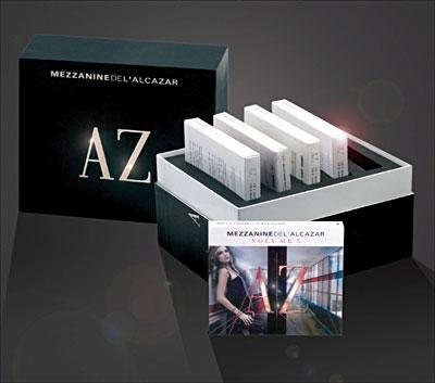 La Mezzanine De..vol.1-5 - V/A - Musik - PSCHENT - 3596971267124 - 9/8-2018