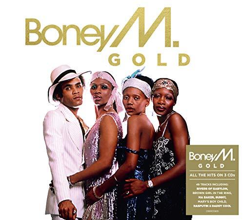 Gold - Boney M - Musik - CRIMSON GOLD - 0654378065125 - 15/11-2019