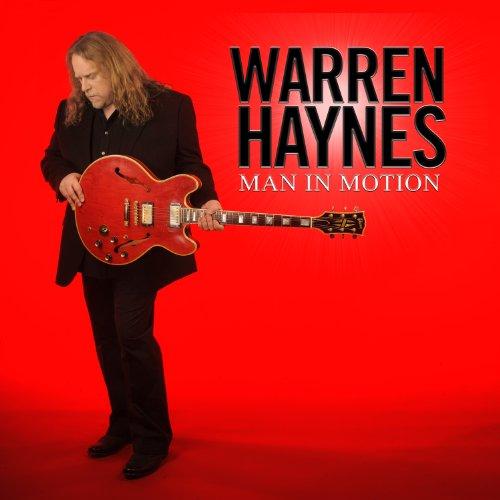 Man in Motion - Warren Haynes - Musik - BLUES - 0888072329126 - 10/5-2011