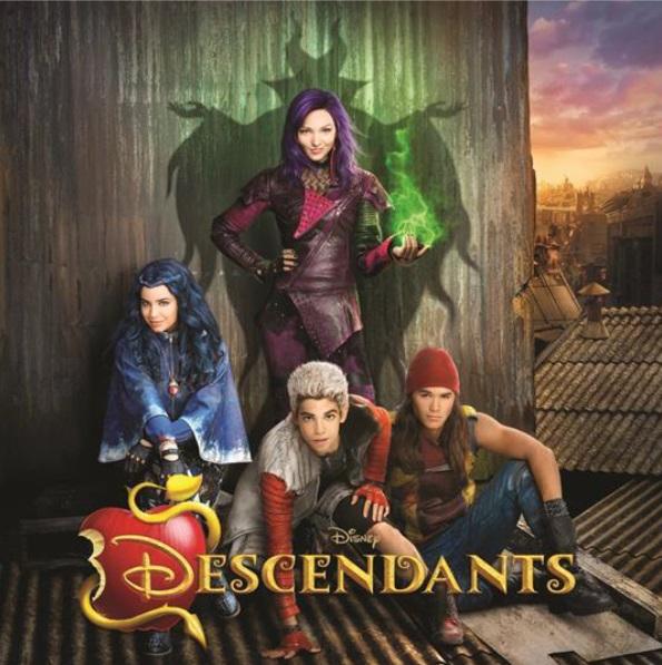 Descendants - O.s.t - Musik - DISNEY RECORDS - 0050087329129 - 30/7-2015