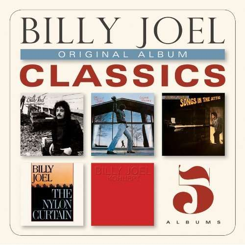 Original Album Classics - Billy Joel - Musik -  - 0888837194129 - 1970