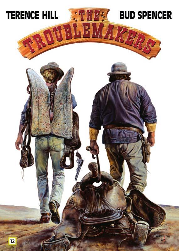 Bud Spencer Terence Hill Dvd