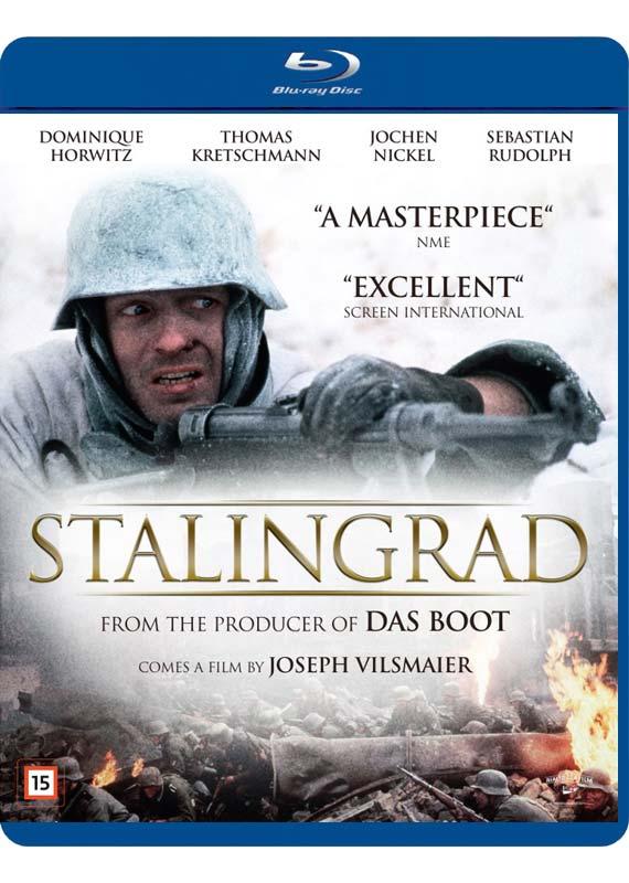 Stalingrad -  - Film -  - 5709165856129 - 4/6-2020