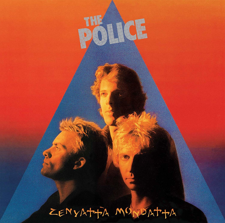 Zenyatta Mondatta - Police - Musik - A&M - 0602508046131 - 8/11-2019
