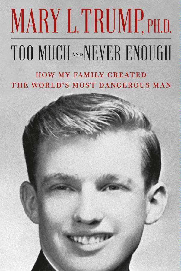 Too Much and Never Enough: How My Family Created the World's Most Dangerous Man - Trump, Mary L., Ph.D. - Bøger - Simon & Schuster Ltd - 9781471190131 - 14/7-2020