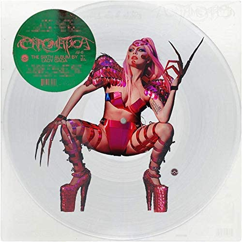 Chromatica (Picture Disc) - Lady Gaga - Musik -  - 0602508854132 - 29/5-2020