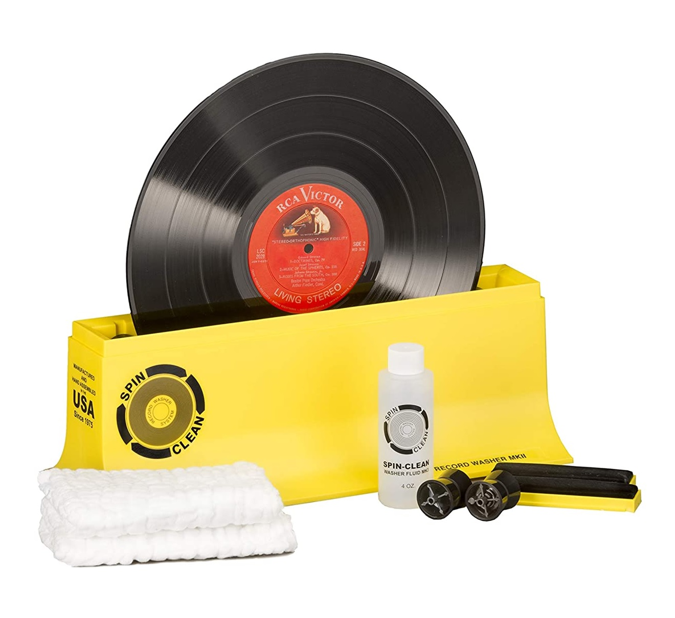 Spin-Clean Record Washer MKII Complete Kit - Spin-Clean - Musik - Spin-Clean - 0857720005132 - 18/3-2019