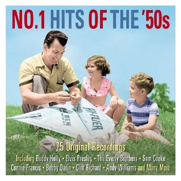 No.1 Hits of the 50's - V/A - Musik - NOT NOW - 5060342021137 - 6/6-2013