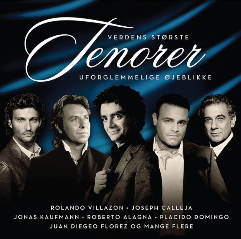 Verdens Største Tenorer - Diverse Artister - Musik -  - 0600753409138 - 12/11-2012