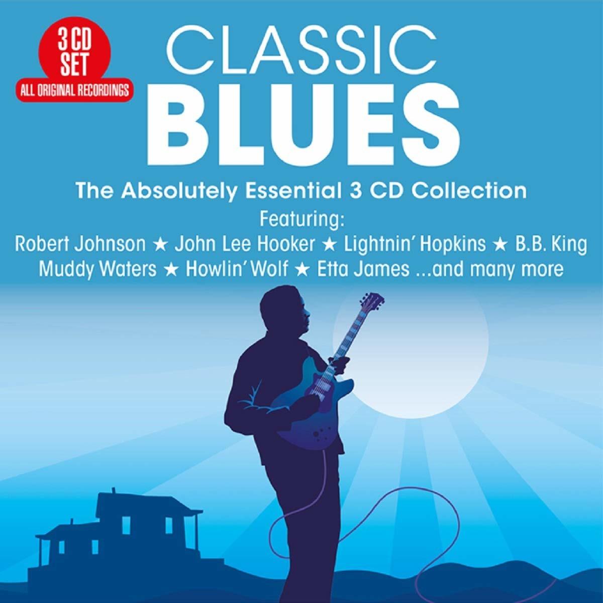 Classic Blues - Various Artists - Musik - BIG 3 - 0805520132138 - 25/10-2019