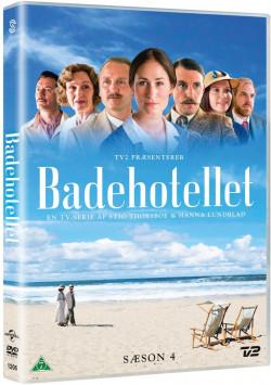Badehotellet - Season 4 - Badehotellet - Film - JV-UPN - 5706169000138 - 9/11-2017