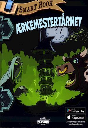 Smart Book: Ærkemestertårnet - Smart Book - Søren Jønsson - Bøger - Peasoup ApS - 9788792466143 - 10/6-2020