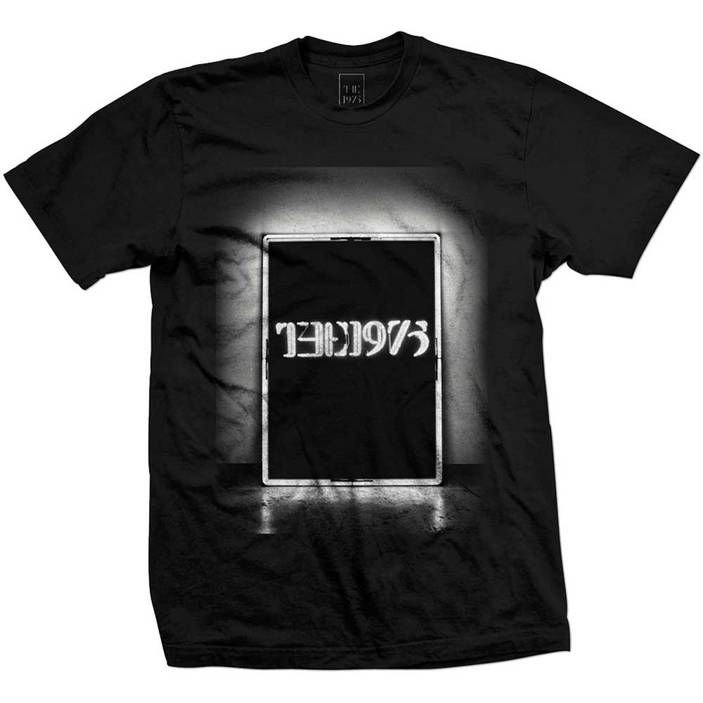 The 1975 Unisex Tee: Black Tour - 1975 - The - Merchandise - Bravado - 5055979938149 -