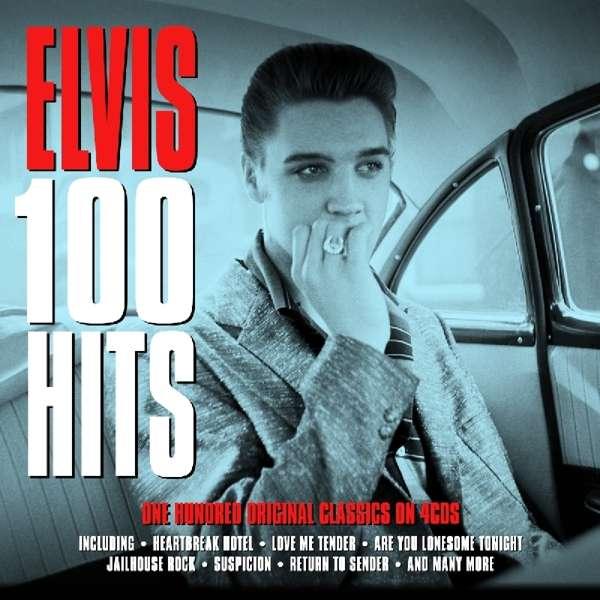 100 Hits - Elvis Presley - Musik - NOT NOW - 5060324800149 - 19/10-2017