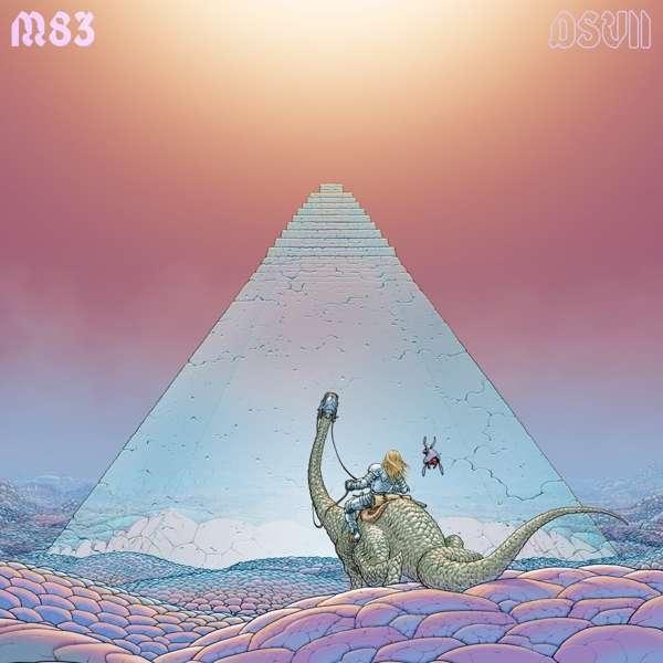 DSVII - M83 - Musik - BELIEVE - 3700187670160 - 20/9-2019